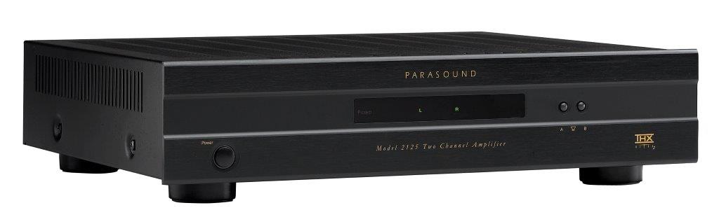 Parasound Model 2125 Stereo Power Amplifier
